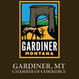 Gardiner Montana Chamber of Commerce Logo