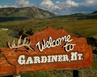 Welcome to Gardiner, MT